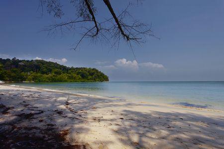 Scenic Landscape in Port Dickson, Malaysia photo