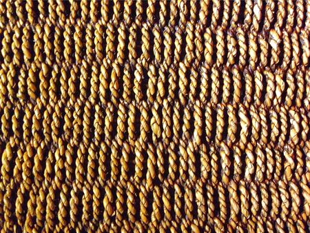 weaved: Weaved Material Background Texture Stock Photo
