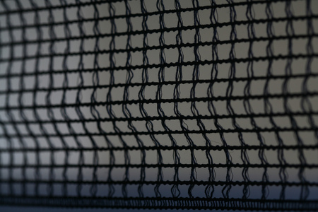 Black Netting Abstract Texture