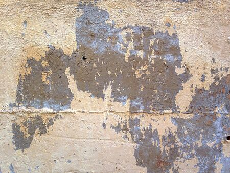 peeling paint: Peeling Paint on Concrete Grunge