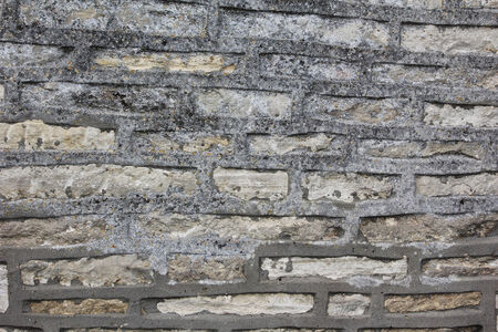 Stoned Concrete Wall Background Texture
