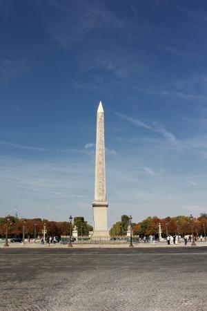 Place de la Concorde in Paris, France photo