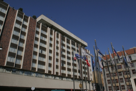 intercontinental: Intercontinental Hotel, Prague, Czech Republic