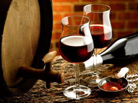 Wein Standard-Bild - 27862087