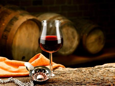 Wein Standard-Bild - 27848896