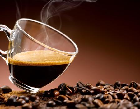 Kaffee  Standard-Bild - 27856419
