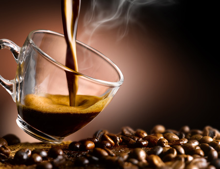 Kaffee  Standard-Bild - 27856430