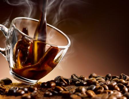 Kaffee  Standard-Bild - 27856427