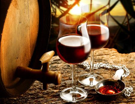 Wein Standard-Bild - 27971680