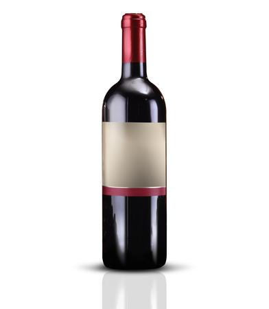 closed corks: Wine bottles Stock Photo