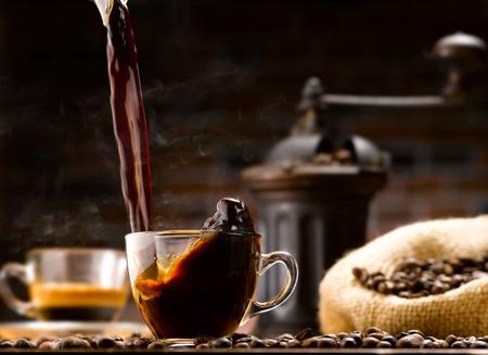 aromatický: káva aromatický