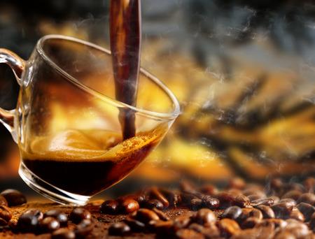 Kaffee Standard-Bild - 30323234