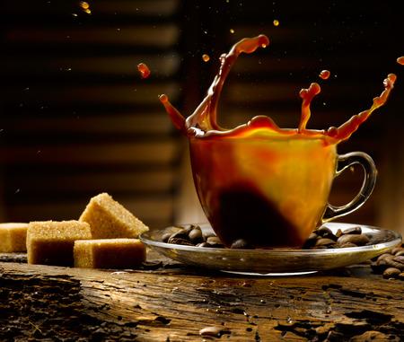 Kaffee Standard-Bild - 33438904