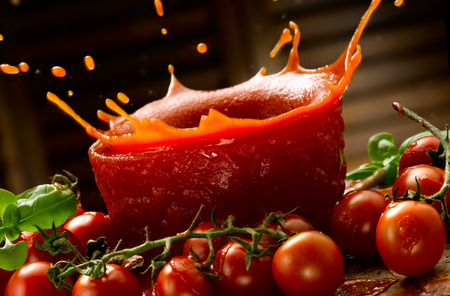 tomato sauce photo