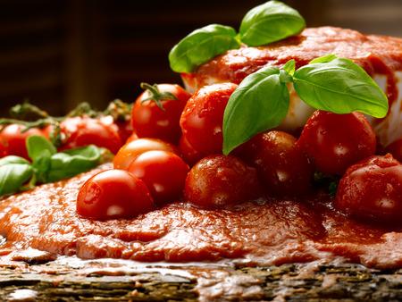 Tomatensauce Standard-Bild - 34597992