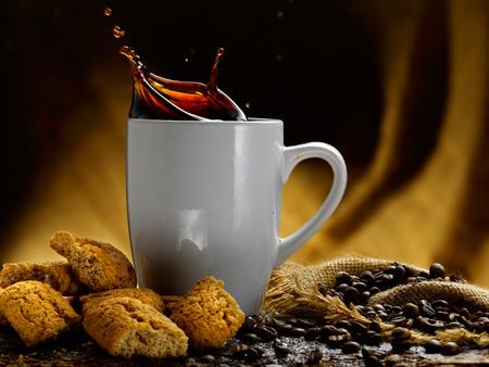 Kaffee Standard-Bild - 34682801