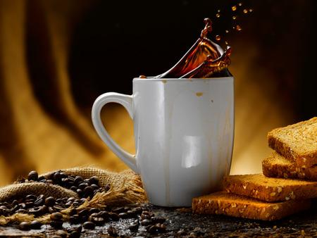 Kaffee Standard-Bild - 34682804