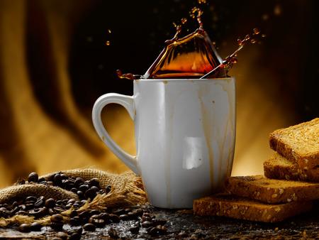 Kaffee Standard-Bild - 34682805