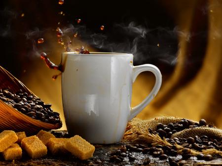 Kaffee Standard-Bild - 34683459