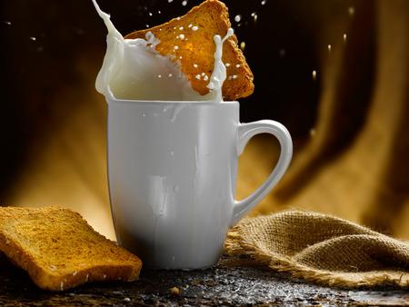 Milch Standard-Bild - 34683627