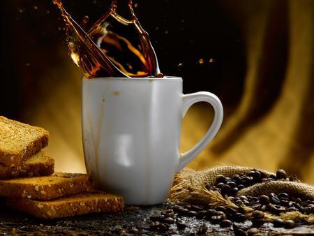 Kaffee Standard-Bild - 34688094