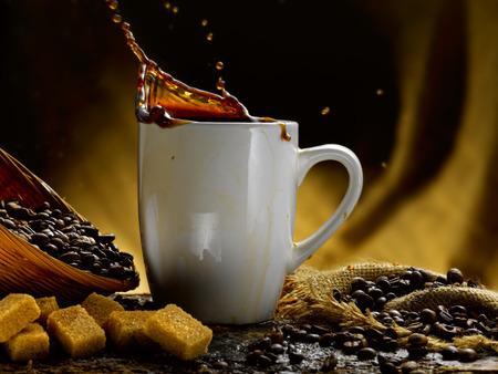 Kaffee Standard-Bild - 34688127