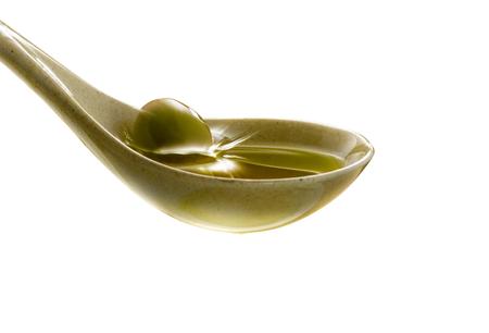 Natives Olivenöl extra Standard-Bild - 71316455
