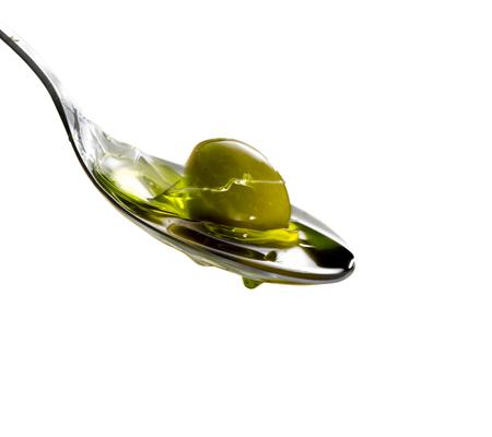 Natives Olivenöl extra Standard-Bild - 70925842