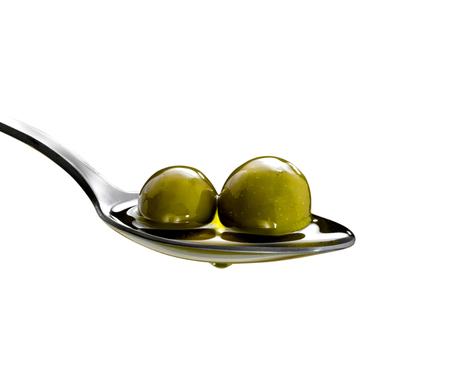 Natives Olivenöl extra Standard-Bild - 70860762