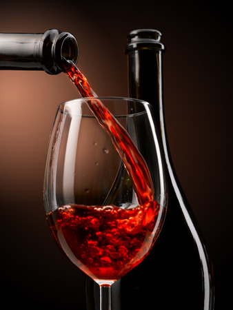 excellent artisan wine in all its forms Standard-Bild - 93065946