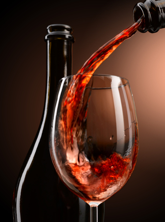Excellent artisan wine in all its forms Standard-Bild - 93308127