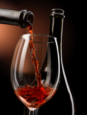 excellent artisan wine in all its forms Standard-Bild - 92875121