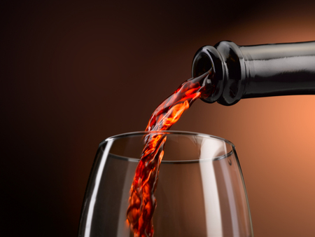 excellent artisan wine in all its forms Standard-Bild - 92846957