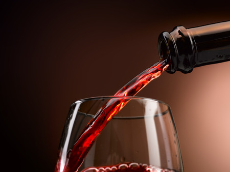 excellent artisan wine in all its forms Standard-Bild - 92848509