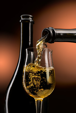 excellent artisan wine in all its forms Standard-Bild - 92846958
