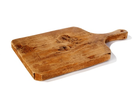 dřevěný: Staré dřevěné prkénko