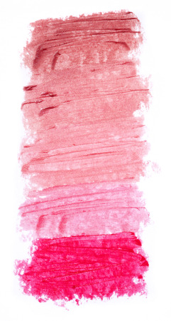 Lipstick palette Stock Photo