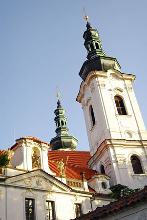 theological: Strahov Monastery, Prague, Czech Republic,