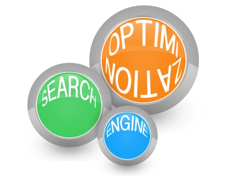 SEO - search engine optimization 2013 Stock Photo - 17375506