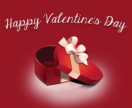 Happy Valentine s Day 2013, vintage and elegant