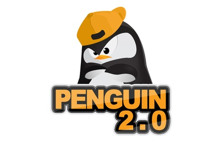 Penguin 2 0 Web site Spam, Seo Cms, algorithm and Optimization Stock Photo