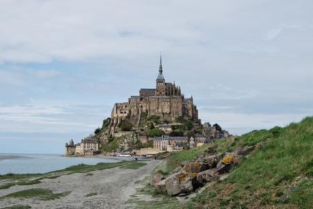 normandy: Mont Saint-Michel