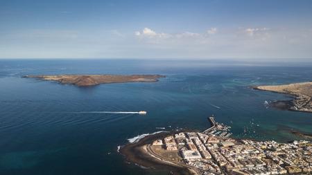 corralejo, fuerteventura, canary islands Stock Photo
