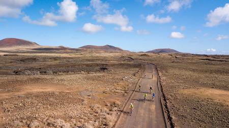 Fuerteventura Spain:2018-10-27, XX edition Fudenas 2018 mountain bike competition