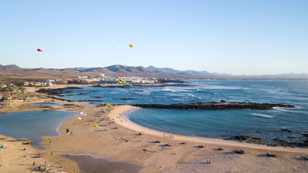 thirty-first international kite festival, El Cotillo fuerteventura canary islands 2018-11-10