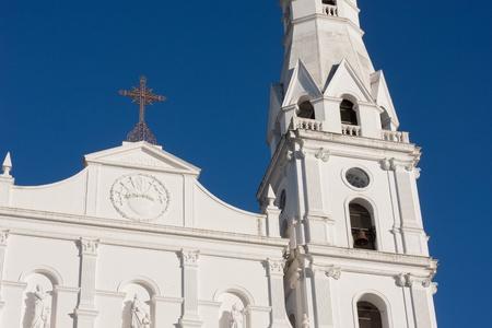 church in Porto Alegre, Brazil, Igreja das Dores, 版權商用圖片 - 21650091
