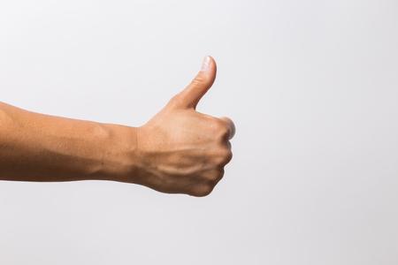 thumb up Banco de Imagens