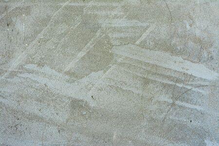 Concrete background. Stucco concrete mortar. Gray plaster background. 写真素材