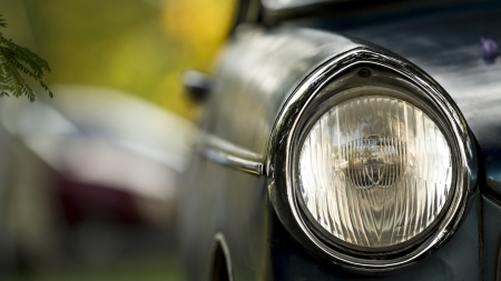 Oldtimer, vintage light car, classic  photo