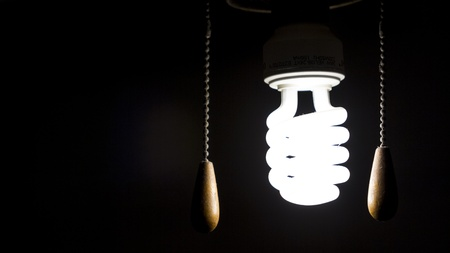 Fluorescent lighting, low consume, green care environment, low energy consume, ecologic, less,care